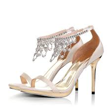 wedding shoes rhinestones wedding heels with rhinestones tbrb info