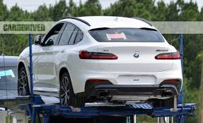 bmw x4 car see the bmw x4 before its debut car and driver car