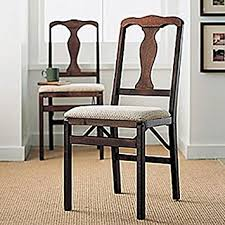 Folding Dining Room Chairs Folding Chairs Set Of Two Folding Dining
