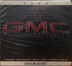 1994 chevy astro van gmc safari repair shop manual original set