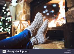 sitting in front of fireplace stock photos u0026 sitting in front of