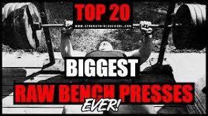 Bench Press Raw Record Hmongbuy Net World Record Raw Bench Press 765 Pounds 346 9