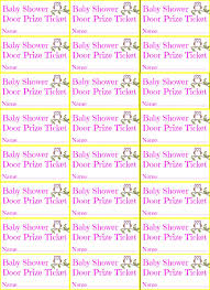 Baby Shower Door Prize Gift Ideas 29 Images Of Door Prize Gift Certificate Template Infovia Net