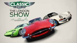 classic classic and sports car the london show youtube