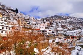 top 5 winter destinations in greece allo balkans