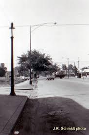 Mercury Vapor Lights Old Street Lights Chicago History Today