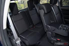 2017 nissan armada third row 2018 hyundai santa fe vs nissan pathfinder 7 seat suv comparison
