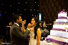 wedding cake jakarta indian lovebirds their wedding cake in jakarta indonesia