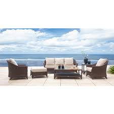 Skyline Design Malta Collection Outdoor Patio - Skyline outdoor furniture