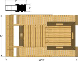 bulldozer play set plan 2 level 250ft wood plan for kids