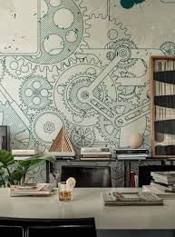 wallpaper designs modern geometric wallpaper designer paolo