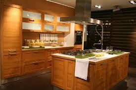 Oak Kitchens Designs Modern Oak Kitchen Design Homes Abc