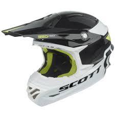 black motocross helmets motocross helmet scott 350 pro race insportline