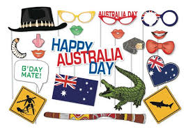 photo booth party props great australia day photo booth party props set 42
