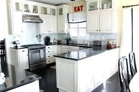 kitchen backsplash height stupendous black kitchen countertops with backsplash large size of