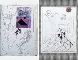 michelle weinberg sketch book dale zine