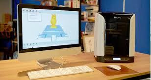 imprimante 3d de bureau marv canon débarque avec sa première imprimante 3d de bureau en