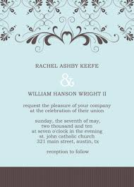 wedding invitation sayings designs free wedding reception invitation templates wedding