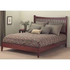 Mahogany Bed Frame Jakarta Mahogany Bed Frame Fashion Bed Platform