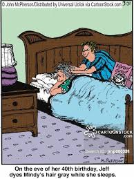 40th birthday cartoons and comics funny pictures from cartoonstock