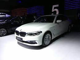 2017 bmw 5 series g30 launched in india at inr 49 9 lakhs