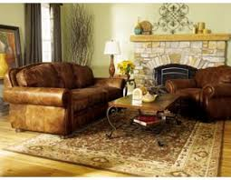 Pictures Of Living Rooms With Leather Furniture 22 Living Rooms With Leather Furniture 7 Room Distressed