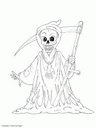 Scary Clown Printable Coloring Pages Coloring Home Scary Coloring Paes