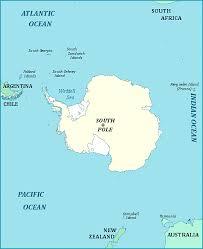 map of antarctic stations map of antarctica