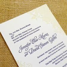 wedding invitations affordable letterpress wedding invitations