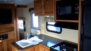 2012 salem by forest river 30kqbss travel trailer slide out