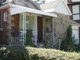Door Awning Plans Awnings Aluminum Sepio Weather Shelters