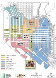 Map Of Downtown San Diego by Experience The Downtown San Diego Lifestyle Neuman And Neuman
