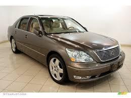 lexus hatch 2005 2005 briarwood pearl lexus ls 430 sedan 81349323 gtcarlot com
