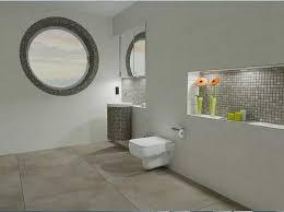 modernes bad fliesen granit modernes bad fliesen mit regalbeleuchtung und fenster