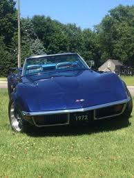 1972 corvette stingray 454 for sale 1972 corvette stingray convertible c3 for sale photos technical