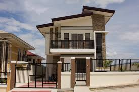 How Tall Is A 2 Story House by 2 Storey House U0026 Lot In Davao City Near Airport Www Davaoland Com