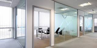 glass office dividers best 25 glass office partitions ideas on
