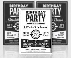 19 great birthday invitation cards psds u2013 design freebies