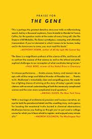 the gene book by siddhartha mukherjee official publisher page