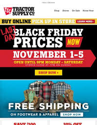tractor supply company our big fall sale starts today rake in