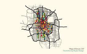 Denver Rtd Map Remote Working Guide Denver