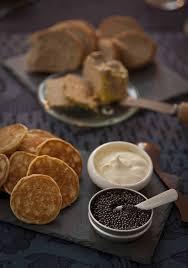 cuisine de noel 2014 repas de noël 2014 caviar blinis maison avec farine t80 au lieu de