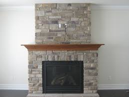 Stone Living Room Stone Fireplace Design Providing Warmth For Living Room