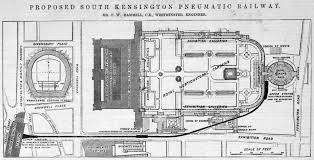 Royal Albert Hall Floor Plan London U0027s Lost Pneumatic Railways U2013 Part 4 U2013 Ianvisits