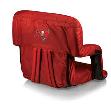 Backpack With Chair Buccaneers Red Reclining Ventura Backpack Chair Tampa Bay