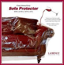 Amazon Com Furniture Set Covers - amazon com furniture protector large sofa home u0026 kitchen