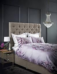 Marks And Spencer Bedroom Furniture by Lauren Print U0026 Embroidery Bedding Set M U0026s