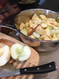 stuff mrs patmore says served with unsweetened applesauce