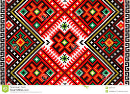 ukrainian ornament embroidery stock photo image 35901150
