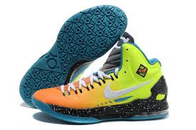 easter kd cheap nike kd v 5 surf style easter elite kevin durant rainbow